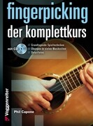 Fingerpicking - Der Komplettkurs