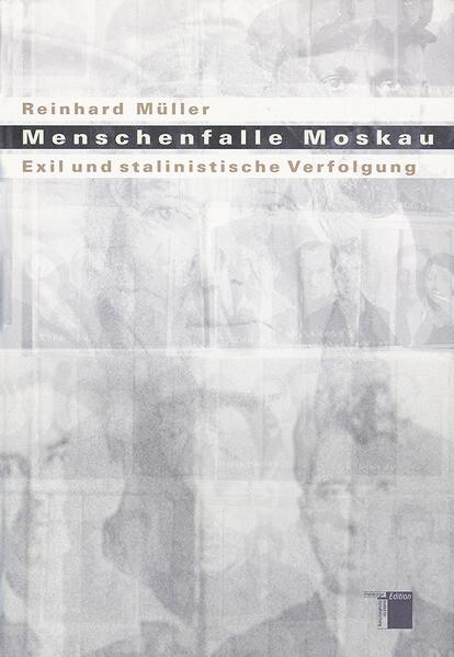 Menschenfalle Moskau als Buch