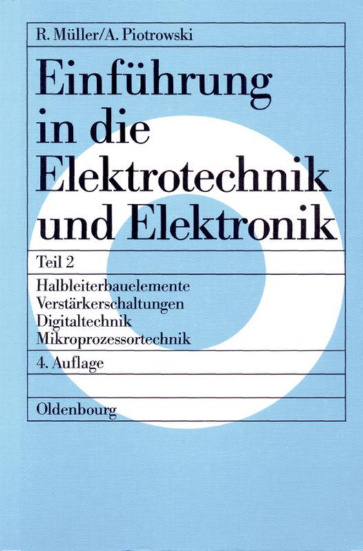 Einführung in die Elektrotechnik und Elektronik II als Buch (gebunden)