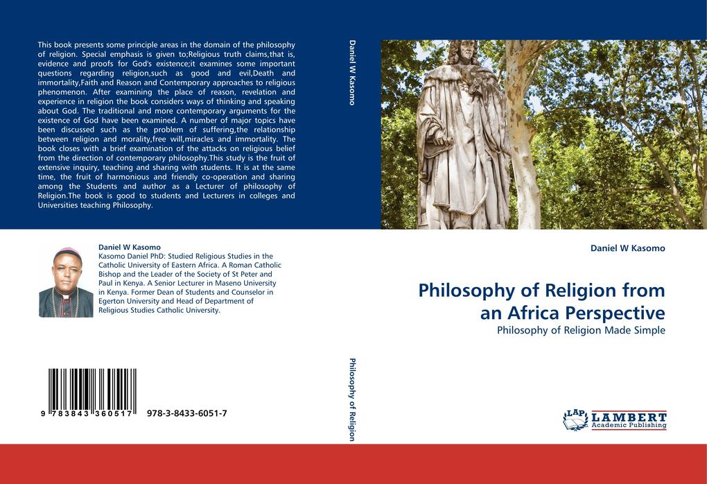 Philosophy of Religion from an Africa Perspecti...