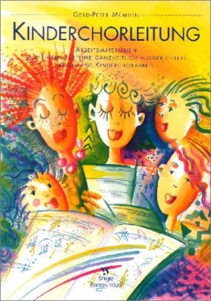 Kinderchorleitung als Buch