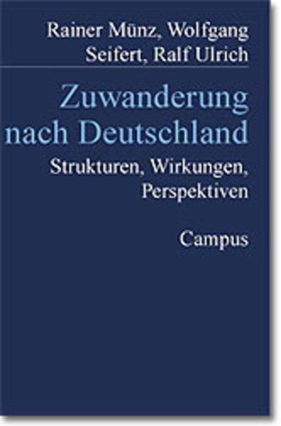Zuwanderung nach Deutschland als Buch (kartoniert)