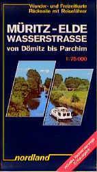 Müritz - Elde-Wasserstraße 1 : 75 000 als Buch