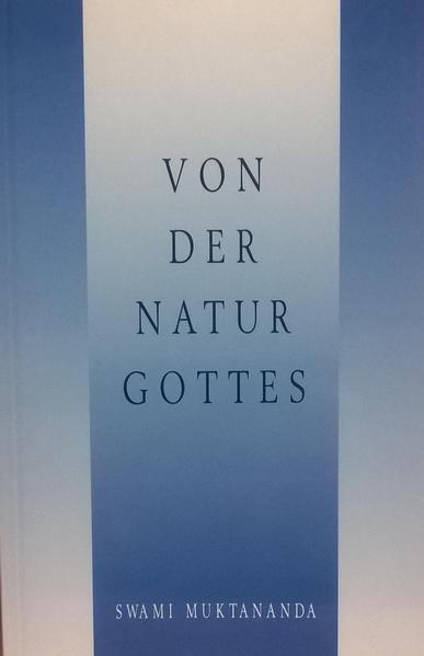 Von der Natur Gottes als Buch