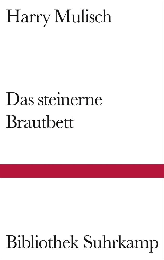Das steinerne Brautbett als Buch