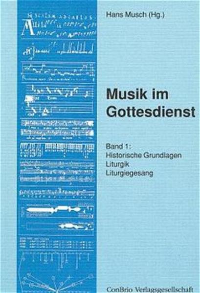 Musik im Gottesdienst 1 als Buch