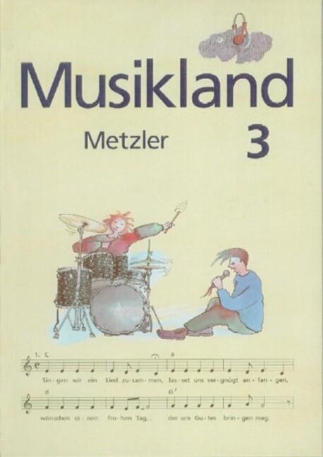 Musikland 3. Ab Klasse 9. Schülerbuch als Buch