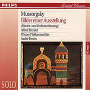 Bilder einer Ausstellung. Klassik-CD