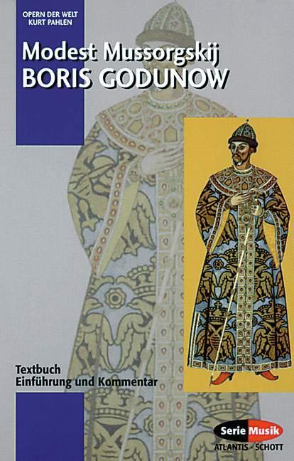 Boris Godunow als Buch