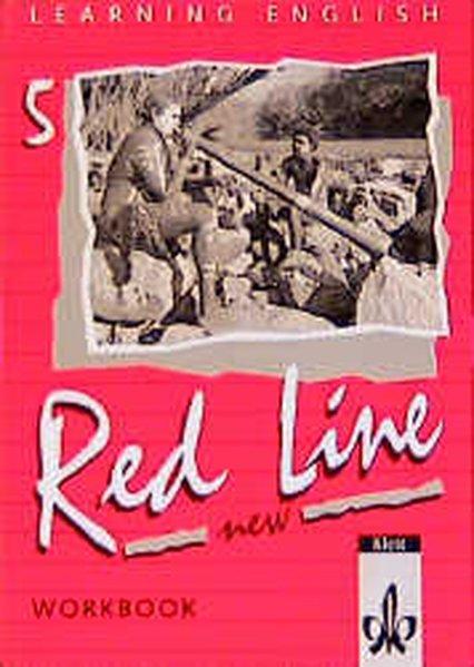 Red Line New 5. Workbook als Buch