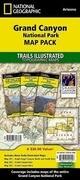 Grand Canyon National Park [Map Pack Bundle]