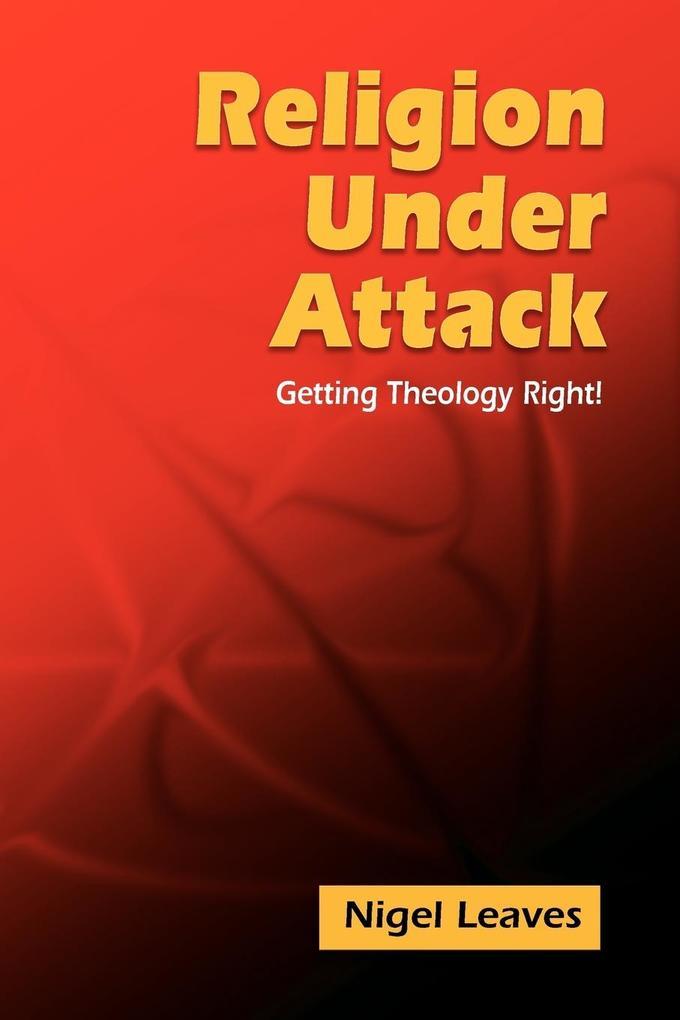 Religion Under Attack als Taschenbuch
