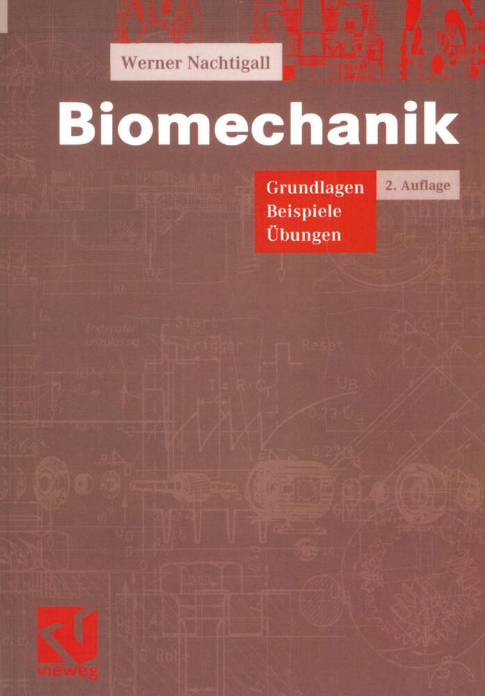 Biomechanik als Buch