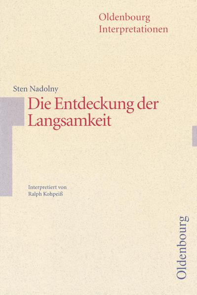Sten Nadolny, Die Entdeckung der Langsamkeit als Taschenbuch