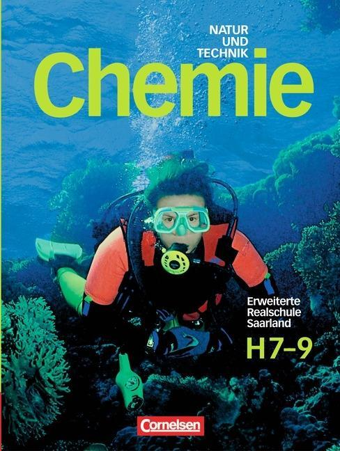 Natur und Technik. Chemie 8/9. Schülerbuch. Erweiterte Ausgabe. Realschule. Saarland als Buch