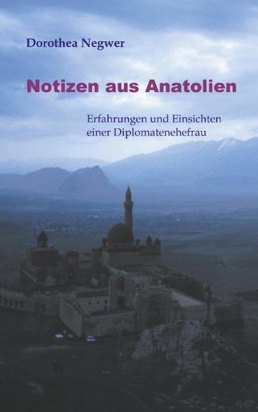 Notizen aus Anatolien als Buch