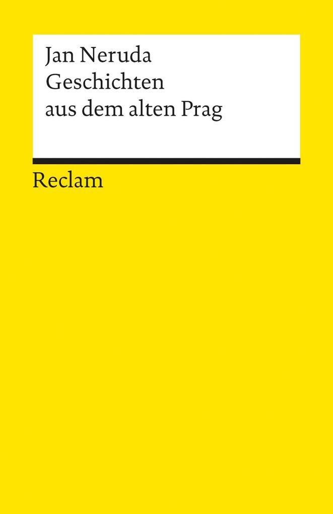 Geschichten aus dem alten Prag als Taschenbuch