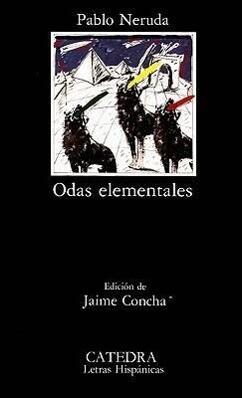 Odas Elementales als Taschenbuch