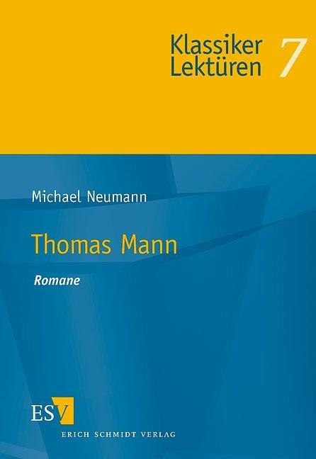 Thomas Mann als Buch