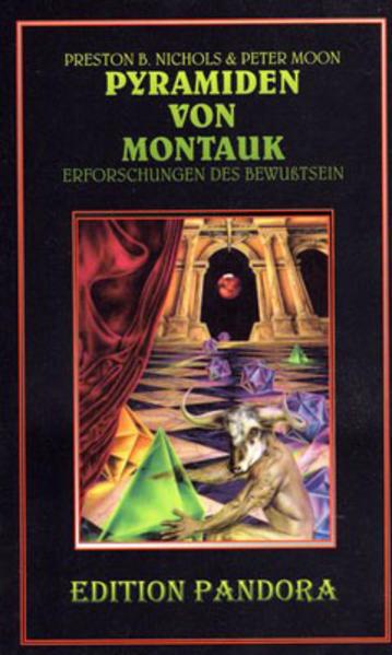 Pyramiden von Montauk als Buch