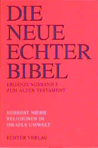 Religionen in Israels Umwelt als Buch