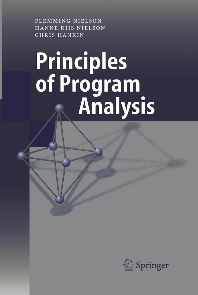Principles of Program Analysis als Buch
