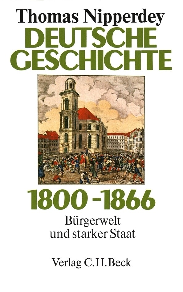 Deutsche Geschichte 1800 - 1866 als Buch