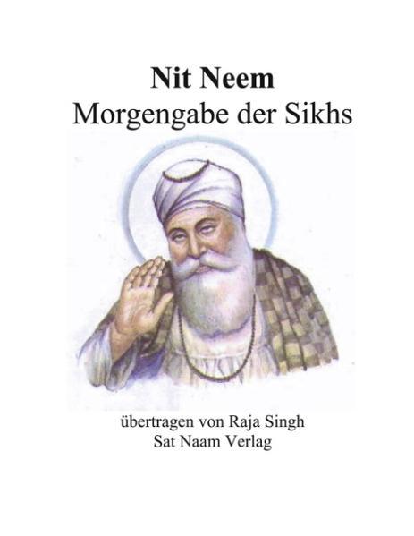 Morgengabe der Sikhs als Buch