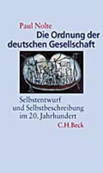 Die Ordnung der deutschen Gesellschaft als Buch