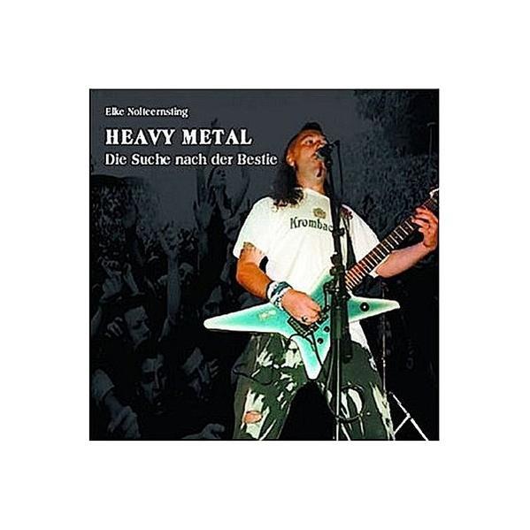 Heavy Metal als Buch