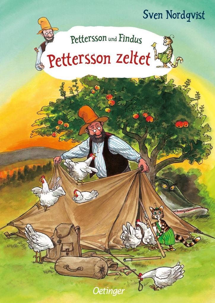 Pettersson zeltet als Buch (gebunden)