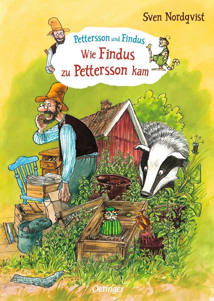 Wie Findus zu Pettersson kam als Buch