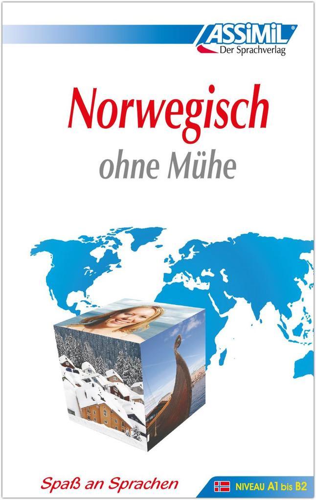 Norwegisch ohne Mühe. Lehrbuch als Buch