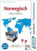 Norwegisch ohne Mühe. Multimedia-Classic. Lehrbuch und 4 Audio-CDs