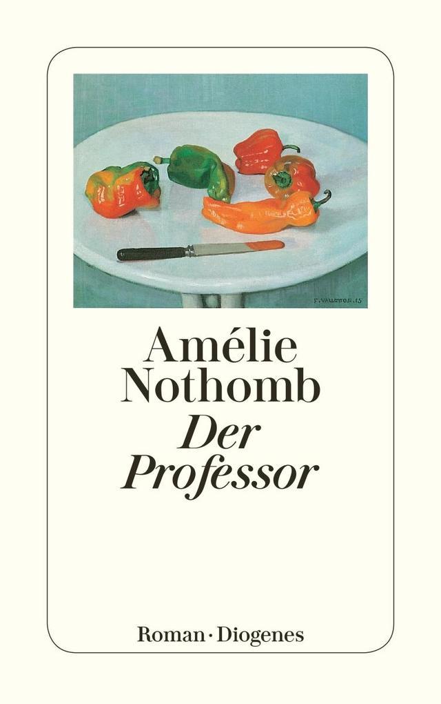 Der Professor als Buch