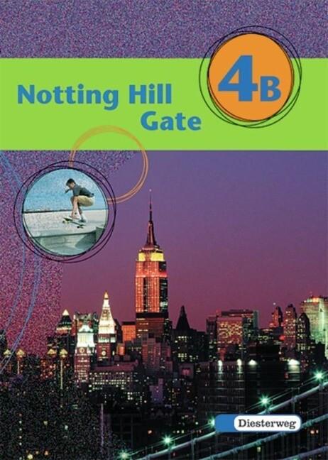 Notting Hill Gate 4 B. Textbook als Buch