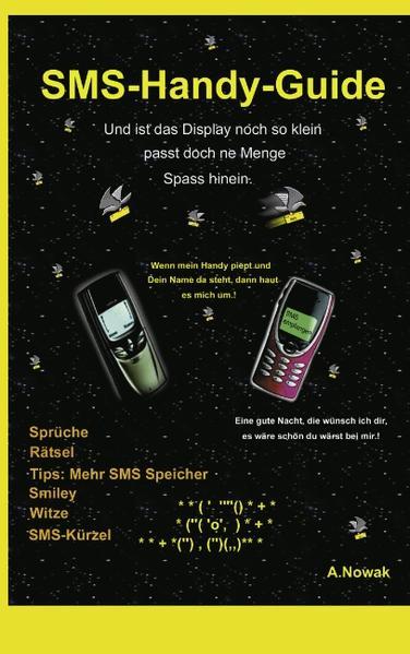 SMS-Handy-Guide als Buch