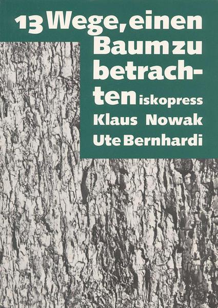 Dreizehn Wege einen Baum zu betrachten als Buch