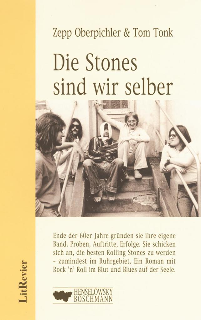 Die Stones sind wir selber als Buch