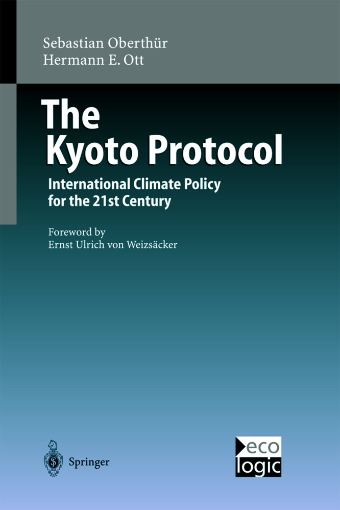 The Kyoto Protocol als Buch (gebunden)