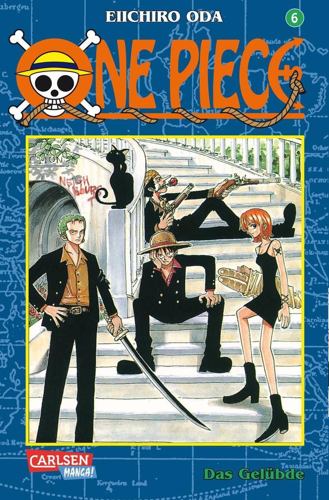 One Piece 06. Das Gelübde als Buch