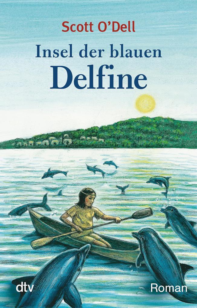 Insel der blauen Delfine als Taschenbuch