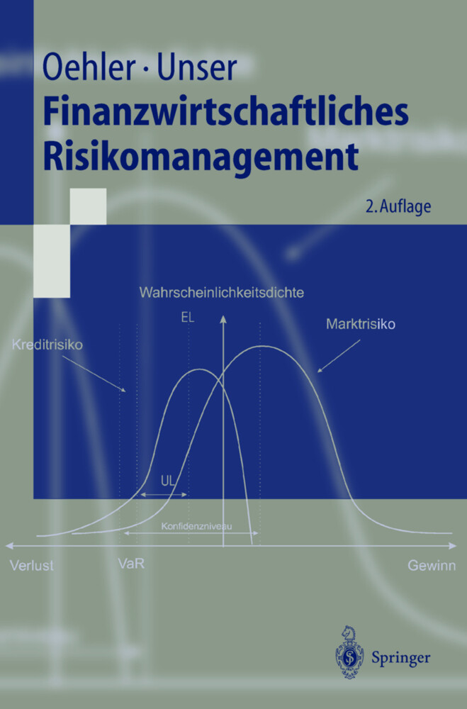 Finanzwirtschaftliches Risikomanagement als Buch (gebunden)