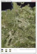 Deutschland Satellitenbild