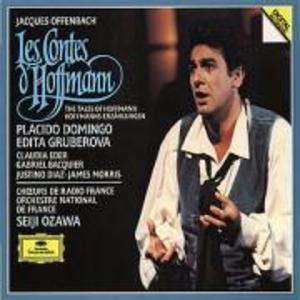 HOFFMANNS ERZÄHLUNGEN (GA) als CD