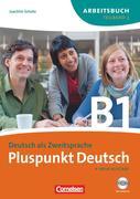 Pluspunkt Deutsch. Gesamtband 3. Teilband 2 (Einheit 8-14). Arbeitsbuch mit CD