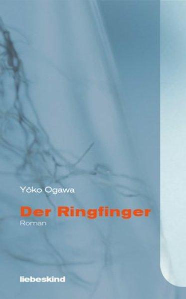 Der Ringfinger als Buch