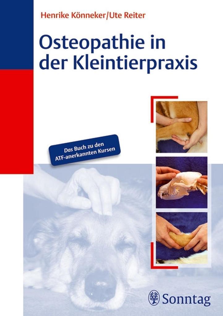 Osteopathie in der Kleintierpraxis als eBook Do...