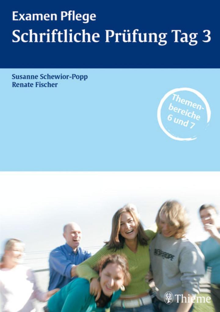 Examen Pflege Schriftliche Prüfung Tag 3 als eBook Download von