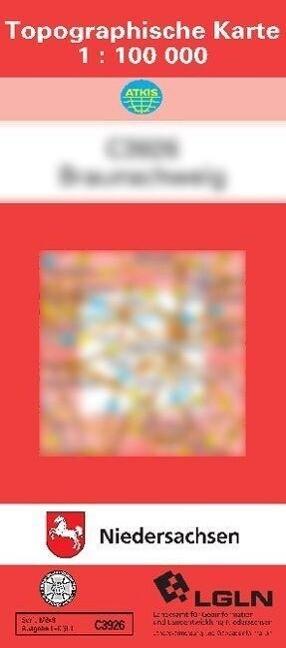 Oldenburg (Oldb.) 1 : 100 000. (TK 3114/N) als Buch